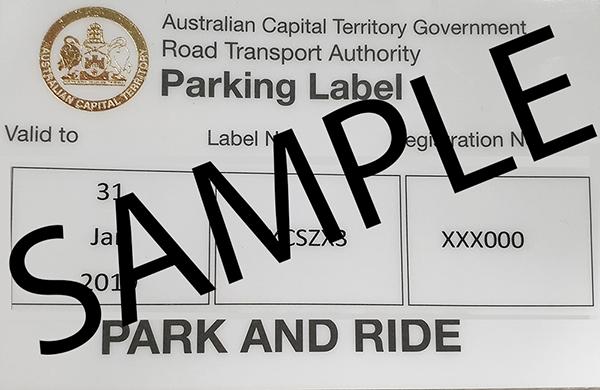 Park & Ride - Transport Canberra